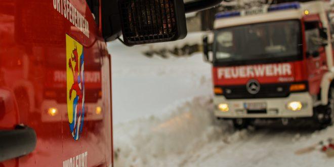 ENr-5 16.01.2017 08:10 Uhr – BUCH Höfling >> Kaminbrand – Wärmebildkamera benötigt
