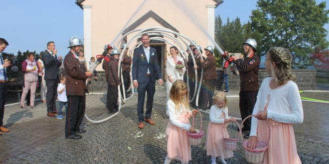 08.09.2017 Hochzeit von Armin und Marietta
